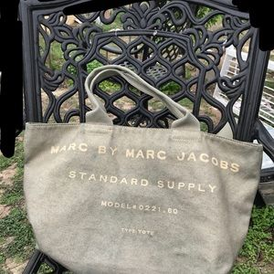Marc by Marc Jacobs tote Light green